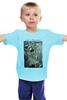 "Детская футболка ""Alice in Wonderland"" - арт, алиса в стране чудес, alice in wonderland"