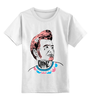 """Детская футболка классическая унисекс """"хипстерская"""" - эмо, хипстер, hipster, хипстерская, для хипстеров"""
