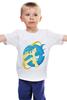 """Детская футболка """"Poninternet explorer"""" - pony, mlp"""