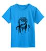 """Детская футболка классическая унисекс """"Джокер"""" - batman, джокер, бэтмен, dc comics"""