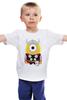 """Детская футболка """"Миньоны Minions"""" - миньоны, тор, minion, minions"""