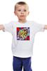 """Детская футболка """"Pop art"""" - поп арт, яркая, pop art, красочная"""