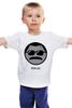 """Детская футболка классическая унисекс """"Фредди Меркьюри (Queen)"""" - планета, пародия, queen, фредди меркьюри, freddie mercury"""