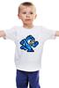"""Детская футболка """"Mega Man (8-bit)"""" - 8-бит, 8-bit, mega man"""