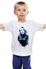 "Детская футболка ""Monroe Blue's"" - blue, мэрилин монро, marilyn monroe, monroe"