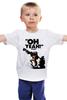 """Детская футболка классическая унисекс """"Енот Ракета"""" - marvel, енот, ракета, guardians of the galaxy, стражи, галактики"""