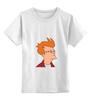 """Детская футболка классическая унисекс """"Futurama"""" - мемы"""
