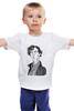 """Детская футболка классическая унисекс """"Шерлок Холмс (Sherlock Holmes)"""" - sherlock, шерлок, шерлок холмс"""