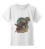 """Детская футболка классическая унисекс """"Boba Fett"""" - star wars, boba fett, звёздные войны, боба фетт"""
