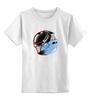 """Детская футболка классическая унисекс """"Робокоп (Robocop)"""" - робокоп, robocop, робот полицейский"""