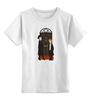 """Детская футболка классическая унисекс """"Шерлок Холмс (Sherlock Holmes)"""" - шерлок холмс"""