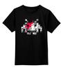"""Детская футболка классическая унисекс """"Космический Захватчик"""" - космический захватчик, видеоигры, space invader, аркада"""