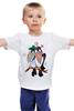"""Детская футболка классическая унисекс """"влюбленные"""" - любовь, couple"""