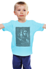 """Детская футболка """"Matrix / Матрица """" - матрица, matrix, афиша, kinoart, киану ривз"""