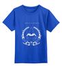 "Детская футболка классическая унисекс ""Angels and Airwaves freemason "" - ava, angelsandairwaves, blink182, angels & airwaves, freemasonry"