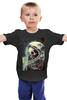 """Детская футболка """"мертвый космос"""" - skull, череп, space, космос, astronaut, death, смерть, dead, космонавт"""
