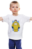 "Детская футболка ""Baymax x Breaking Bad"" - пародия, во все тяжкие, breaking bad, город героев, baymax"