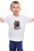 "Детская футболка ""Animal_like_people_03"" - bear"