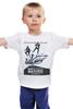 """Детская футболка классическая унисекс """"The Blues Brothers"""" - блюз, the blues brothers, братья блюз, джон белуши"""