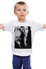 """Детская футболка классическая унисекс """"анджелина джоли"""" - angelina jolie"""