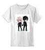"""Детская футболка классическая унисекс """"Не сдавайся! / Skip Beat!"""" - аниме, манга, чибики, не сдавайся, персонажи из аниме"""