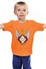 """Детская футболка """"My Little Pony - герб Celestia (Селестия)"""" - mlp, пони, герб, принцесса селестия, селестии"""