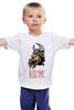 """Детская футболка классическая унисекс """"Суровый викинг"""" - викинг, викинги, nord, viking, путь воина"""