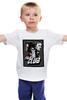 "Детская футболка ""Бойцовский Клуб (Fight Club)"" - бойцовский клуб, эдвард нортон, брэд питт, тайлер дерден, марла сингер"