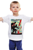 """Детская футболка классическая унисекс """"ретро плакат"""" - арт, ретро, плакат, афиша, старое"""