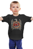 """Детская футболка классическая унисекс """"Slayer"""" - heavy metal, slayer, хэви метал, thrash, слеер"""