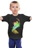 """Детская футболка """"Smash"""" - яркий, color, bright"""