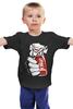 """Детская футболка """"Джокер (Joke)"""" - joker, джокер, joke, бэтмен, кола"""