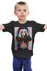 """Детская футболка классическая унисекс """"Моника Белуччи"""" - monica bellucci, моника белуччи, фотомодель"""