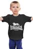 "Детская футболка классическая унисекс ""lonsdale london"" - спорт, lonsdale, лонсдейл, lonsdale london"