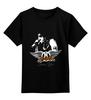 """Детская футболка классическая унисекс """"Aerosmith"""" - aerosmith, аэросмит, стивен тайлер, steven tyler"""