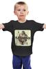 """Детская футболка классическая унисекс """"Kasabian - Empire"""" - хипстер, empire, 2015, kasabian"""