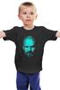 """Детская футболка """"Гейзенберг"""" - абстракция, во все тяжкие, breaking bad, гейзенберг, walter white, уолтер уайт, heisenberg"""