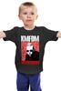 "Детская футболка ""KMFDM Revolution Sascha Konietzko"" - музыка, industrial, kmfdm, sascha konietzko, brute"