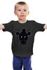"""Детская футболка классическая унисекс """"Shadow Freddy (Пять ночей у Фредди)"""" - пять ночей у фредди, выживание в кошмаре, shadow freddy"""