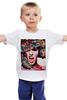 "Детская футболка ""Winter bang"" - color, bright"