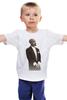 "Детская футболка ""2Pac Shakur "" - rap, hip-hop, 2pac, тупак шакур, tupac shakur, outlawz, thug life, классическая, 2pac shakur"