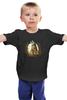"""Детская футболка классическая унисекс """"Ходячие Мертвецы (The Walking Dead)"""" - ходячие мертвецы, the walking dead, zombie hand, рука зомби"""