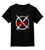 """Детская футболка классическая унисекс """"X - Men"""" - росомаха, люди икс, мутант, марвел, x-men"""