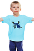 """Детская футболка классическая унисекс """"Джанго (Django)"""" - django, тарантино, джанго"""