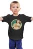 """Детская футболка классическая унисекс """"Веселый Игорь"""" - мем, игорь николаев"""