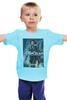 "Детская футболка ""Мстители / Avengers"" - иероглифы, avengers, черная вдова, kinoart, скарлет йохансон"