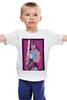 "Детская футболка классическая унисекс ""Конан с Тамагочи"" - арнольд шварценеггер, конан, конан-варвар, conan the barbarian"