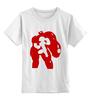 """Детская футболка классическая унисекс """"Hiro and Baymax """" - город героев, big hero 6, baymax and hiro"""