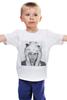 "Детская футболка классическая унисекс ""Джарет Лето"" - музыка, jared leto, 30 seconds to mars, 30 stm, leto, джарет лето"
