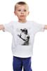 "Детская футболка классическая унисекс ""Bruce Lee"" - karate, bruce lee, карате, брюс ли, актёр"